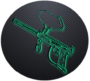 paint ball logo